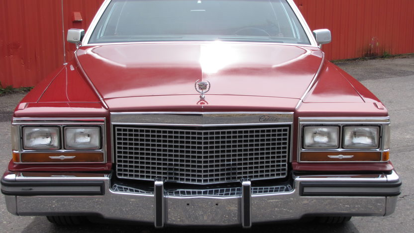 1988 Cadillac Brougham Original Paint and Interior presented as lot G66 at Indianapolis, IN 2013 - image8