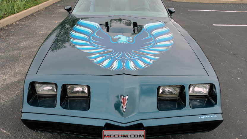 1979 Pontiac Trans Am 403/185 HP, Automatic presented as lot G69 at Indianapolis, IN 2013 - image7