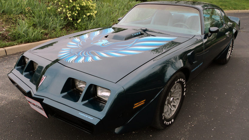 1979 Pontiac Trans Am 403/185 HP, Automatic presented as lot G69 at Indianapolis, IN 2013 - image8