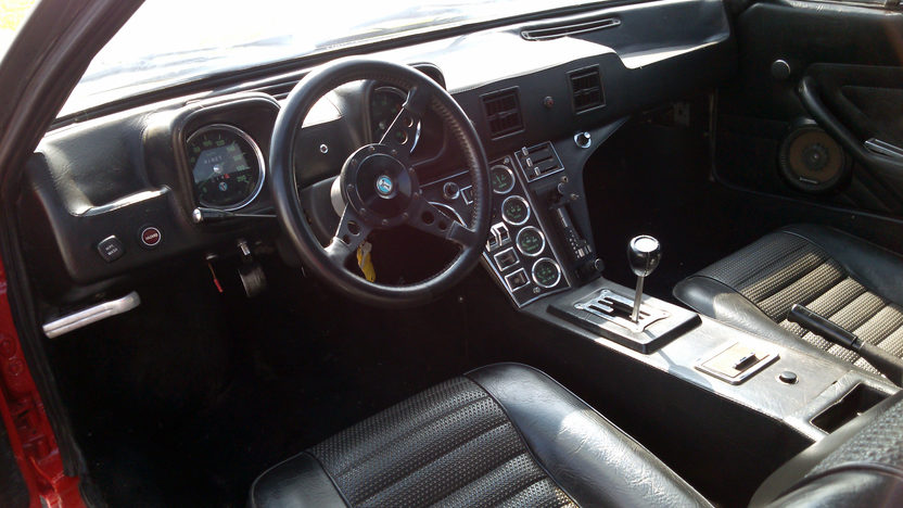 1972 DeTomaso Pantera 351 CI, 5-Speed presented as lot G154 at Indianapolis, IN 2013 - image5