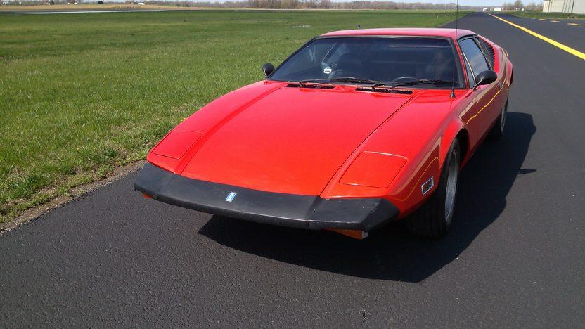 1972 DeTomaso Pantera 351 CI, 5-Speed presented as lot G154 at Indianapolis, IN 2013 - image7