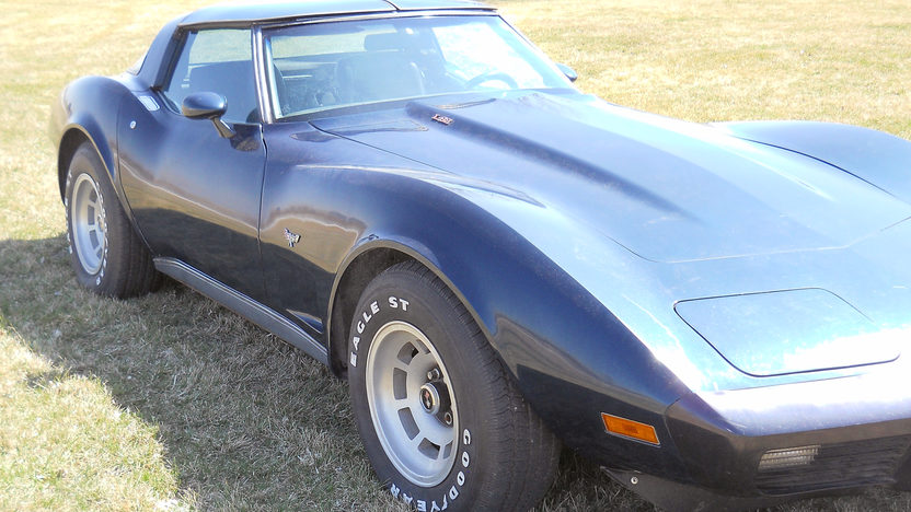 1979 Chevrolet Corvette Coupe 350/225 HP, Automatic presented as lot G230 at Indianapolis, IN 2013 - image9