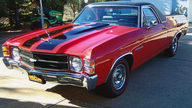 1971 Chevrolet El Camino 350/300 HP, Automatic presented as lot W69 at Indianapolis, IN 2013 - thumbail image7