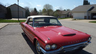 1964 Ford Thunderbird Convertible 390/300 HP, Automatic presented as lot W88 at Indianapolis, IN 2013 - thumbail image8