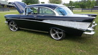 1957 Chevrolet Bel Air 407 CI, 4-Speed presented as lot W183 at Indianapolis, IN 2013 - thumbail image2