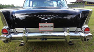 1957 Chevrolet Bel Air 407 CI, 4-Speed presented as lot W183 at Indianapolis, IN 2013 - thumbail image3