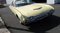 1961 Ford Thunderbird 390/300 HP, Automatic presented as lot W209 at Indianapolis, IN 2013 - thumbail image10
