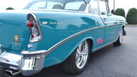 1956 Chevrolet Bel Air Hardtop 454 CI, Automatic presented as lot W256 at Indianapolis, IN 2013 - thumbail image4