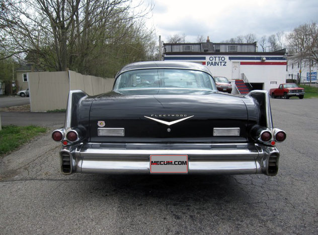 1957 Cadillac Fleetwood 365 CI, Automatic presented as lot W299 at Indianapolis, IN 2013 - image3