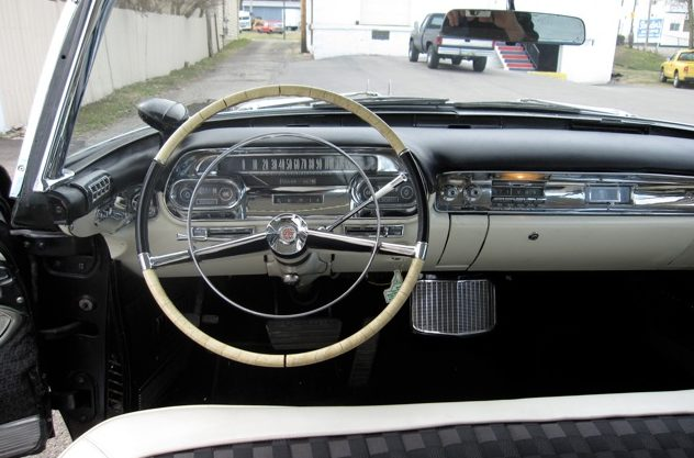 1957 Cadillac Fleetwood 365 CI, Automatic presented as lot W299 at Indianapolis, IN 2013 - image5