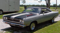 1969 Plymouth GTX 440 CI, Automatic presented as lot W310 at Indianapolis, IN 2013 - thumbail image8