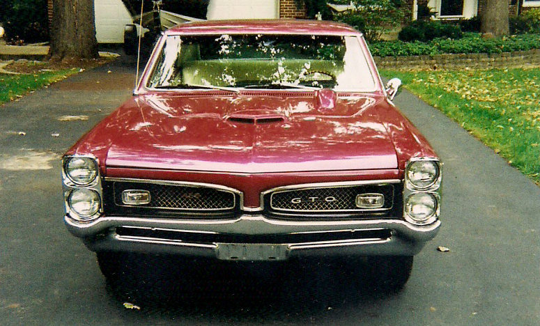 1967 Pontiac GTO 455 CI, Automatic presented as lot T6 at Indianapolis, IN 2013 - image7