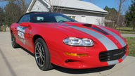 2002 Chevrolet Camaro SS Convertible Brickyard 400 Pace Car presented as lot T22 at Indianapolis, IN 2013 - thumbail image8