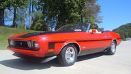 1973 Ford Mustang Convertible presented as lot T51 at Indianapolis, IN 2013 - thumbail image2