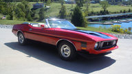 1973 Ford Mustang Convertible presented as lot T51 at Indianapolis, IN 2013 - thumbail image3