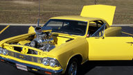 1966 Chevrolet Chevelle 871 Blown 396 CI, Automatic presented as lot T61 at Indianapolis, IN 2013 - thumbail image6