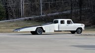 1970 Ford F350 Crew Cab Factory Car Hauler East Coast Ford Drag Team Hauler presented as lot T88 at Indianapolis, IN 2013 - thumbail image2