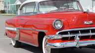 1954 Chevrolet Bel Air Hardtop 235 CI, 3-Speed presented as lot T116 at Indianapolis, IN 2013 - thumbail image8