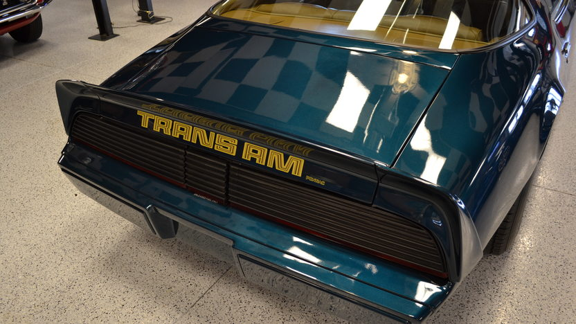1979 Pontiac Trans Am 400/220 HP, 4-Speed presented as lot T132 at Indianapolis, IN 2013 - image3