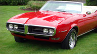 1968 Pontiac Firebird Convertible 350 CI, Automatic presented as lot T139 at Indianapolis, IN 2013 - thumbail image12