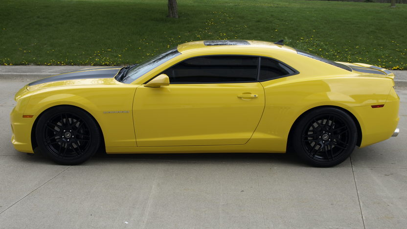 2010 Chevrolet Camaro SS 540 HP, Automatic presented as lot T148 at Indianapolis, IN 2013 - image2