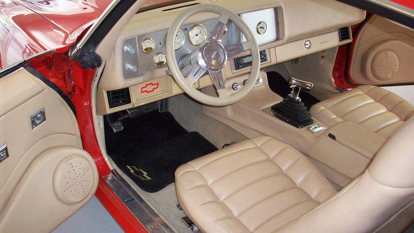 1979 Chevrolet Camaro Resto Mod 350 CI, Vintage Air presented as lot T155 at Indianapolis, IN 2013 - image3
