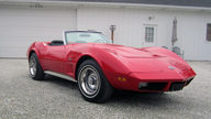 1974 Chevrolet Corvette Convertible 454/270 HP, 4-Speed presented as lot T166 at Indianapolis, IN 2013 - thumbail image12