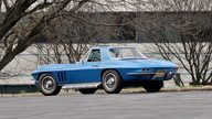 1966 Chevrolet Corvette Convertible 327/350 HP, 4-Speed presented as lot T208 at Indianapolis, IN 2013 - thumbail image3