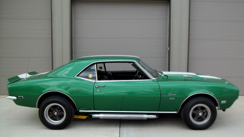 1968 Chevrolet Camaro presented as lot F9 at Indianapolis, IN 2013 - image6