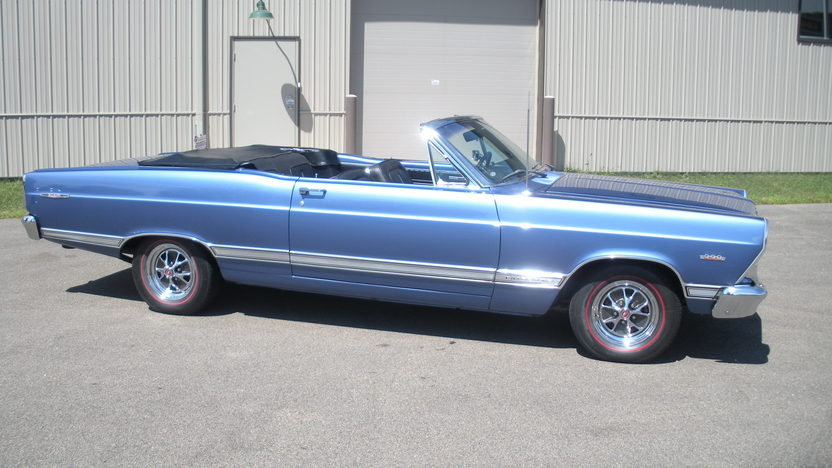 1967 Ford Fairlane Convertible 429 CI, Automatic presented as lot F20 at Indianapolis, IN 2013 - image2