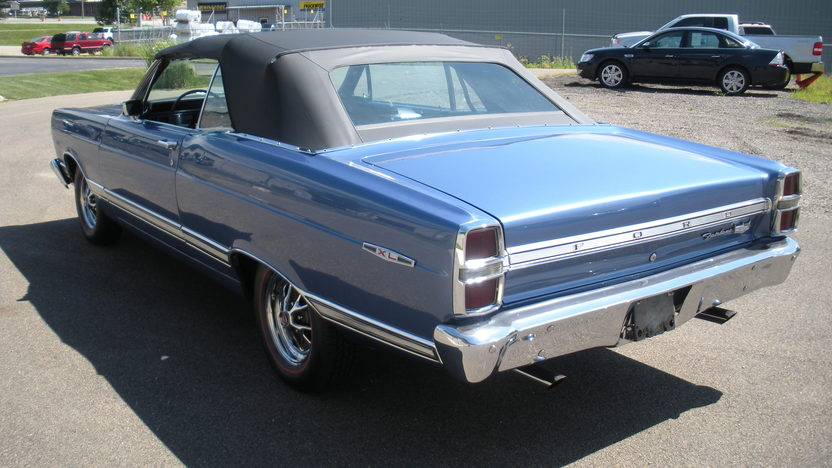 1967 Ford Fairlane Convertible 429 CI, Automatic presented as lot F20 at Indianapolis, IN 2013 - image6