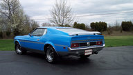 1971 Ford Mustang Mach 1 429 SCJ, 4-Speed presented as lot F46 at Indianapolis, IN 2013 - thumbail image3