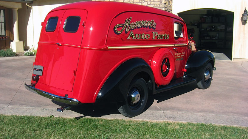 1941 Ford Panel Delivery Truck presented as lot F59 at Indianapolis, IN 2013 - image3
