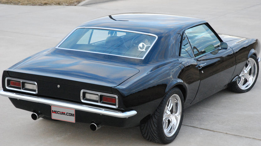 1968 Chevrolet Camaro 355 CI, 6-Speed presented as lot F66 at Indianapolis, IN 2013 - image8
