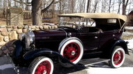 1930 Ford Phaeton presented as lot F69 at Indianapolis, IN 2013 - thumbail image9