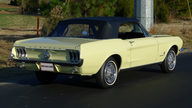 1967 Ford Mustang Convertible 200 CI, Automatic presented as lot F84 at Indianapolis, IN 2013 - thumbail image2