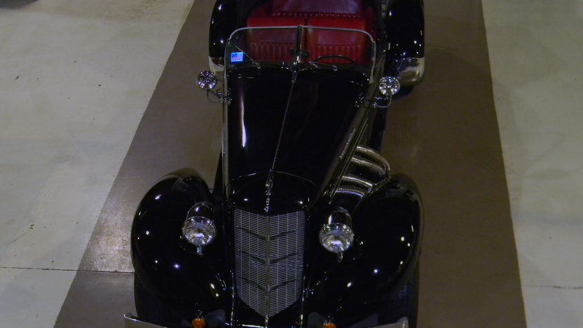 1936 Auburn Speedster Replica presented as lot F100 at Indianapolis, IN 2013 - image7