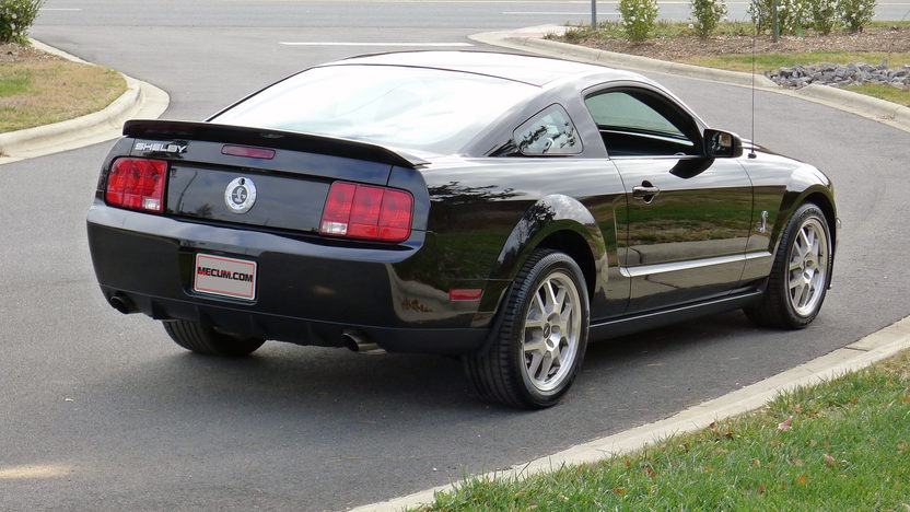 2007 Ford Shelby GT500 5.4/500 HP, 354 Miles presented as lot F103 at Indianapolis, IN 2013 - image2