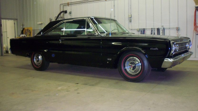 1966 Plymouth Hemi Satellite 426 CI, 4-Speed presented as lot F109 at Indianapolis, IN 2013 - image2