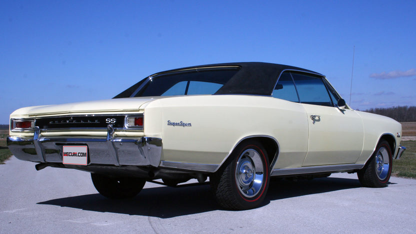 1966 Chevrolet Chevelle SS 396/360 HP, 4-Speed presented as lot F139 at Indianapolis, IN 2013 - image4