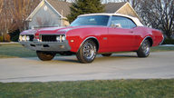 1969 Oldsmobile 442 Convertible 400/350 HP, 4-Speed presented as lot F169 at Indianapolis, IN 2013 - thumbail image7