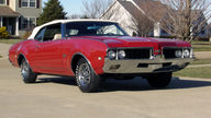 1969 Oldsmobile 442 Convertible 400/350 HP, 4-Speed presented as lot F169 at Indianapolis, IN 2013 - thumbail image8