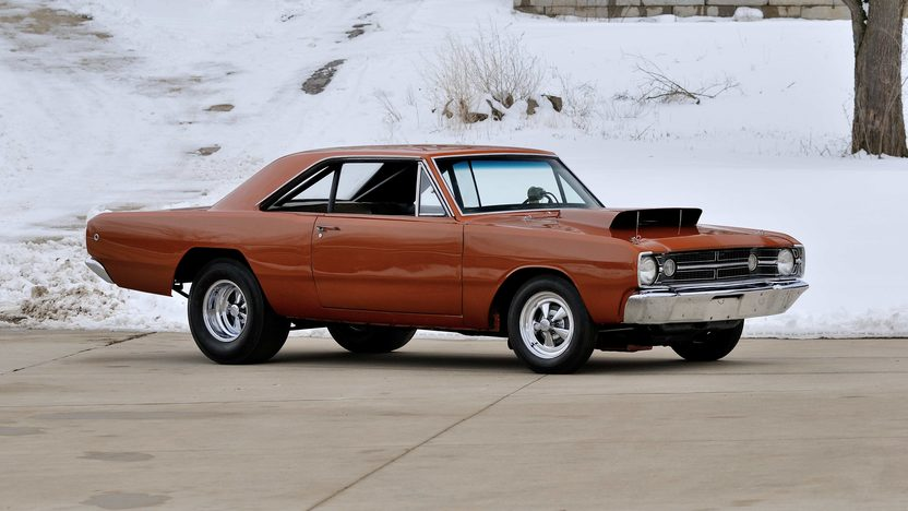 Gmc Dealers Indianapolis >> 1968 Dodge Hemi Dart Lightweight | Mecum Indianapolis 2013 | F171