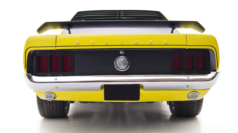 1970 Ford Mustang Boss 302 Fastback presented as lot F279 at Indianapolis, IN 2013 - image3