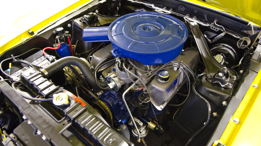 1970 Ford Mustang Boss 302 Fastback presented as lot F279 at Indianapolis, IN 2013 - image6