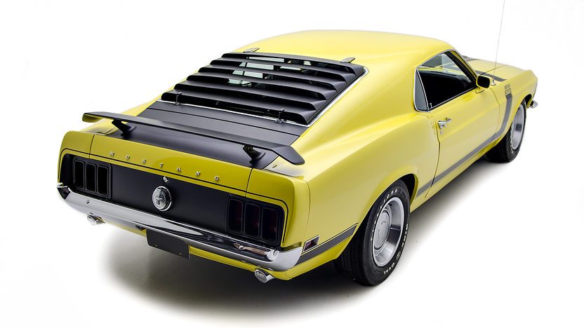 1970 Ford Mustang Boss 302 Fastback presented as lot F279 at Indianapolis, IN 2013 - image7