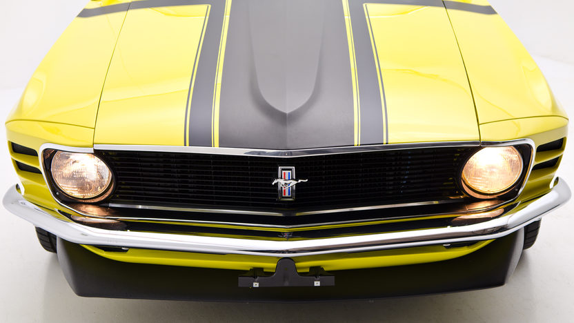 1970 Ford Mustang Boss 302 Fastback presented as lot F279 at Indianapolis, IN 2013 - image8