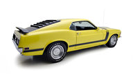 1970 Ford Mustang Boss 302 Fastback presented as lot F279 at Indianapolis, IN 2013 - thumbail image2