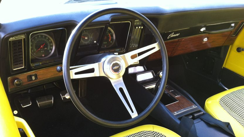 1969 Chevrolet Camaro Z28 302 CI, 4-Speed presented as lot F289 at Indianapolis, IN 2013 - image3