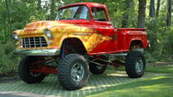 1955 Chevrolet 3100 Pickup presented as lot F297 at Indianapolis, IN 2013 - thumbail image3